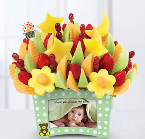 Welcome New Baby Fruit Arrangements