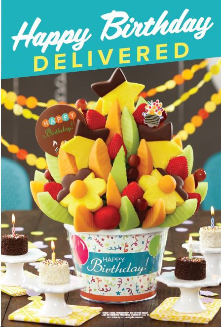 Looking for a Unique Gift Idea?  Visit Edible Arrangements in Vaughan, ON.